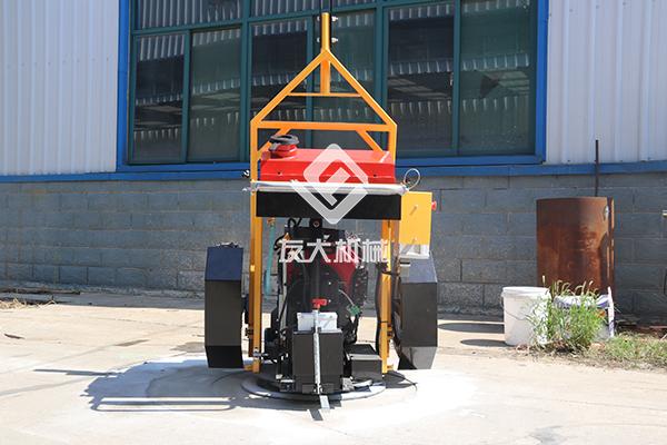 YQJ-1500全自动井盖切割机