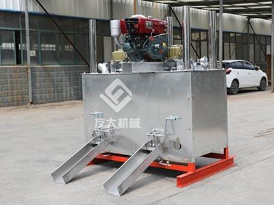 YD-600双缸热熔釜